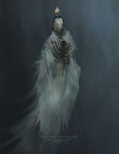 by ramsesmelendeze on DeviantArt Ramses, Sinners Prayer, Creature Concept Art, Matte Painting, Dark Souls, Character Description, Dark Fantasy, Dark Art, Batman