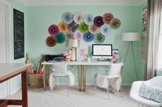 Style At Home: Carrie Waller | theglitterguide.com