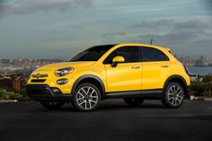 2015 Fiat 500X Crossover OFFICIALLY revealed - Specs horsepower price LA...