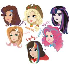 Ever after high MLP