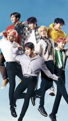 Kings of K-pop 😘 (In my opinion) Bts Taehyung, Bts Bangtan Boy, Bts Jimin, Namjoon, Bts Lockscreen, K Pop, Foto Bts, Bts Group Photos, Bts Group Picture