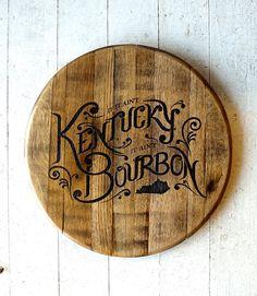 If It Ain't Kentucky, It Ain't Bourbon Barrelhead