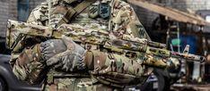 Українаに魅せられて。:アゾフ連隊の個人装備④ 銃