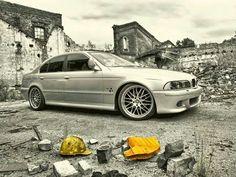 BMW E39 5 series b&w