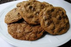 """My fail-safe, """"sinful chocolate chip cookie recipe"""""""