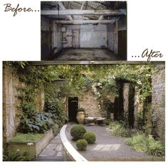 Before & After: Spitalfields Garden