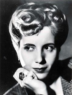 This year marks 60 years since the death of Eva Peron #eva #peron #gorgeous