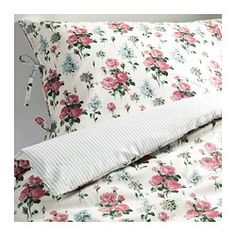 Duvet cover--cute with blue or green walls?