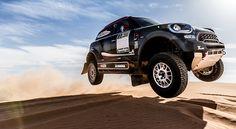MINI Countryman al ataque del Rally Dakar 2017 - https://autoproyecto.com/2016/12/mini-countryman-al-ataque-del-rally-dakar-2017.html?utm_source=PN&utm_medium=Pinterest+AP&utm_campaign=SNAP