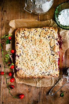 Szarlotka 2017 – różana z malinami; apple pie with raspberries and roses petal jam <3