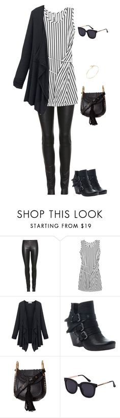"""""""Untitled #1000"""" by tracileigh01 ❤ liked on Polyvore featuring The Row, McQ by Alexander McQueen, OTBT, Chloé and Tiffany & Co."""