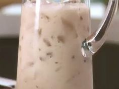 "Sweet Cinnamon Flavored Oatmeal Drink (""Horchata"") Recipe : Marcela Valladolid : Food Network"