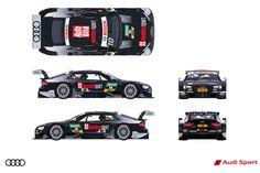 EWR_slottED: 2016 Audi DTM colours.