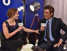 Emily Blunt, Benicio Del Toro