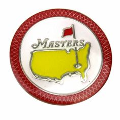 2015 Masters Ball Markers. Great Authentic Masters Souvenir! - $9.99