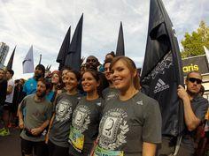 Battle Run ,sept 2014 team #boostbirhakeim. Adidas Boost Battle Run