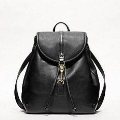 Studio Legacy Leather Backpack