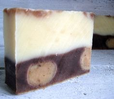 """Into the Woods"" Handmade Artisan Soap, part of the ""Heaven and Earth"" collection £4.50"