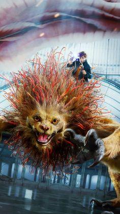 Fantastic Beasts and Where to Find Them-Art Mundo Harry Potter, Harry Potter Universal, Harry Potter Fandom, Harry Potter World, Harry Potter Memes, Fantastic Beasts Movie, Fantastic Beasts And Where, Hogwarts, Desenhos Harry Potter