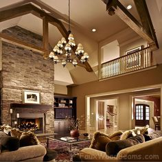 faux beams - Google Search