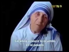 La Misericordia de Dios - Madre teresa de Calcuta - YouTube