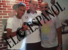 La traición de Neymar a sus mentores