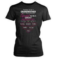 Grandma T-Shirt. Perfect Gift for Your Dad Mom Boyfriend