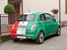 фиат 500 итальянский флаге - Поиск в Google
