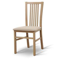 Stolička ALFONZO 1, dub sonoma/látka béžová Dining Chairs, Furniture, Home Decor, Homemade Home Decor, Home Furnishings, Dining Chair, Interior Design, Home Interiors, Decoration Home