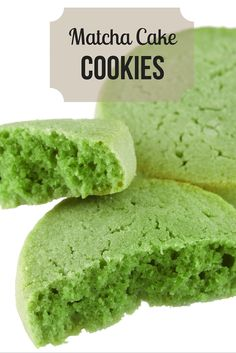 These matcha cake cookies are quick, easy, and full of natural matcha energy. Learn how to make them with Epic Matcha's recipe. http://epicmatcha.com/matcha-cake-cookies/?utm_source=pinterest&utm_medium=pin&utm_campaign=social-organic&utm_term=pinterest-followers&utm_content=blog-matcha-cake-cookies-round-2