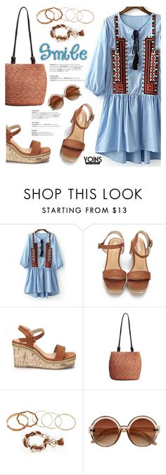 """""""Yoins!"""" by helenevlacho ❤ liked on Polyvore featuring yoins"""
