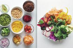 This Healthy Rainbow Grain Bowl Is Actually Crazy Delicious