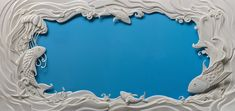 Escultura em papel criada para ser a imagem de verão das lojas Renner. A ilustração foi feita para painéis de vitrines de todas das lojas Renner do Brasil. Paper sculpture created to be the summer image of Renner stores. The illustration was made to wind…