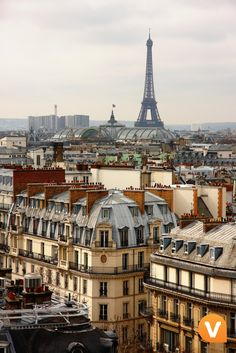 Will you be seeing this breaktaking view this summer? Plan your #Paris vacation now!
