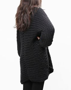 01 fearless cardigan spaceblack