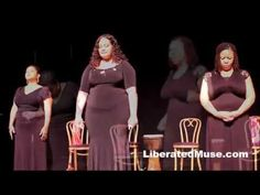 Liberated Muse Arts Group at Baltimore Theatre Project (Artscape) 7.18.15