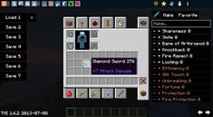 There's only one problem with Minecraft. There are too many items. Too Many Items Mod for Minecraft 1.9.3 helps players to keep track of which items are in