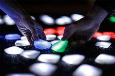 CRYSTAL: An Interactive Light Installation|Digital Buzz Blog