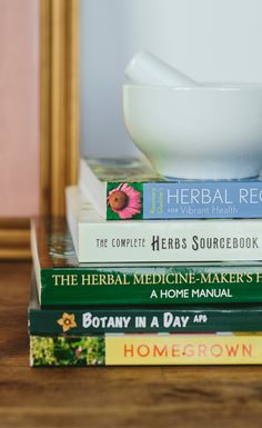 Whether you're interested in growing medicinal herbs, creating herbal medicine or becoming a practitioner, there's a book for you! Take a peek inside our herbal library.