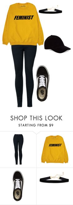 """Spring has sprung"" by piperraed on Polyvore featuring Vans"