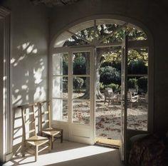 DESDE MY VENTANA: Provence Interiors