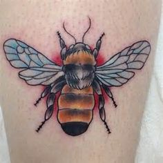 Bee for gardening