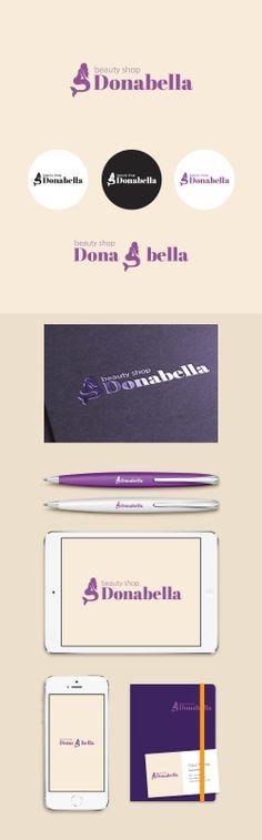 여자를 위한 뷰티 로고  (Logo Design By Conoi)