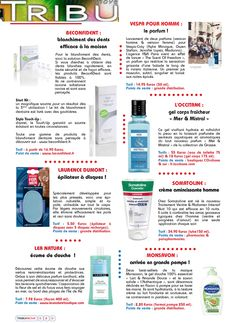BeconfiDent in the French Magazine Tribu Move in September 2014