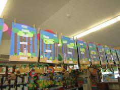 Teacher Bits and Bobs: Open House Rainforest! Jungle Theme Activities, Rainforest Theme, School Themes, School Ideas, Kindergarten Curriculum, 4th Grade Science, Art Classroom, Classroom Ideas, First Day Of School