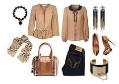 Sans titre #111 by carolinesaracosa77 on Polyvore featuring polyvore, fashion, style, Armand Basi, Hollister Co., Burberry, Dsquared2, John Lewis and clothing