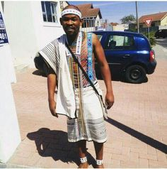 Xhosa Attire, Zulu Warrior, African Jewelry, African Dress, Traditional Dresses, South Africa, Queens, Cover Up, Culture