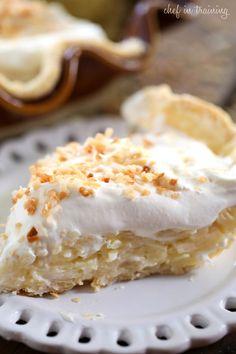 Coconut Cream Pie...