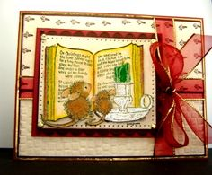 Christmas Story, FS98 by Cards_By_America - Cards and Paper Crafts at Splitcoaststampers