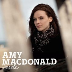 single cover art: amy macdonald - pride [2012]